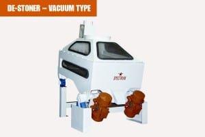 De-Stoner Vaccum Type