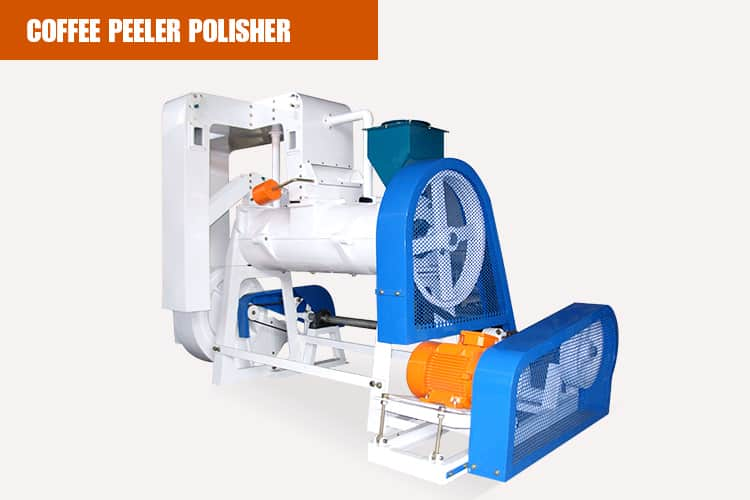 Coffee Peeler Polisher